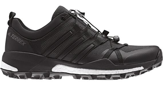 adidas TERREX Skychaser Shoes Men Carbon/Core Black/Ftwr White